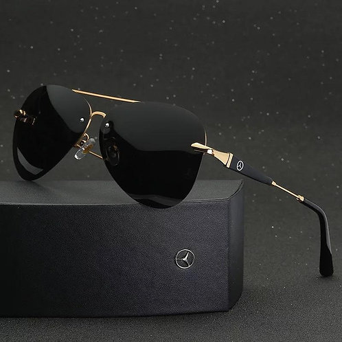 Products Listing High Quality Men Polarized Sunglasses Invisible Frame Fashion