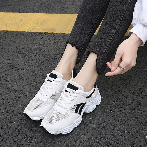 Women's Fashion Casual Shoes Breathable Sports Shoes