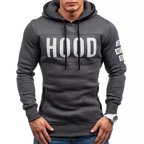 Men's Fleece Sportswear Warm Fashion Printed Sweatshirts