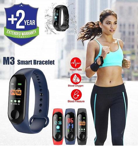 Squaircle M3 Band/M3 KIDS WATCH Intelligent Bluetooth Health Wrist Smart Band