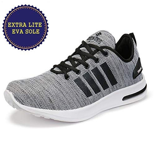 Ethics Force Series Multicolored Mesh Gym Sports Shoes for Men's