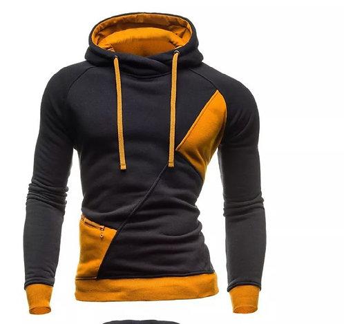 Men's Slim Hooded Pullover