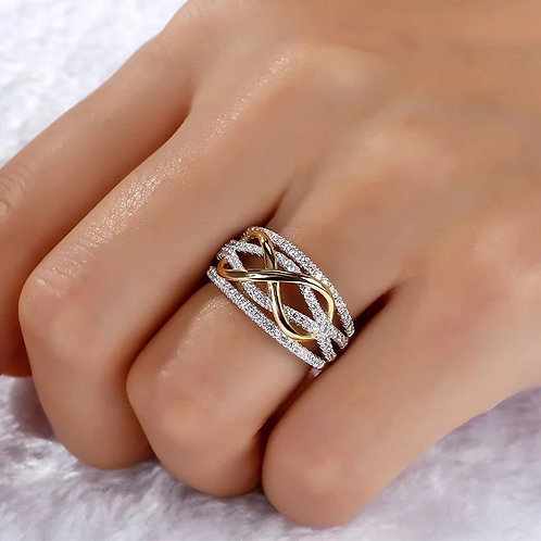 Gold Plated Rings Wedding