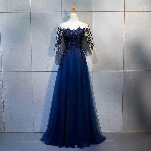Dignified Atmosphere Birthday Party Dress