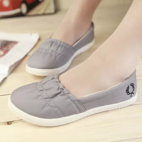 Women's Canvas Casual Flat Shoes
