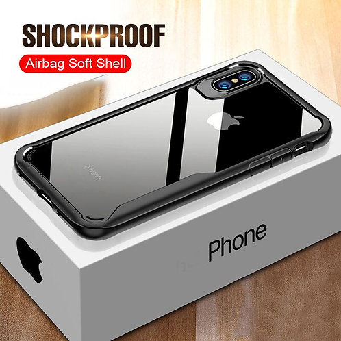 Luxury Shockproof Phone Case On The Iphone Xs Max Xr 6s 78plus Mobile