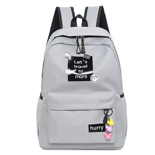 Designer Traveling Backpack Girls Casual Bags