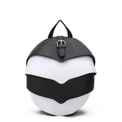 Beetle Shoulder Bag Cartoon Personality Trend Student Backpack Leisure Travel
