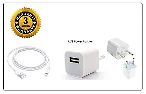CXV CASES Compatible Charger with Charging and Data Sync Cable for Apple iPhone