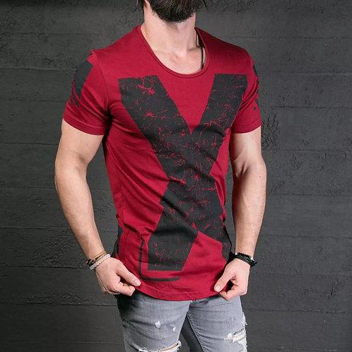 New Summer Men's T-shirt Short Sleeves