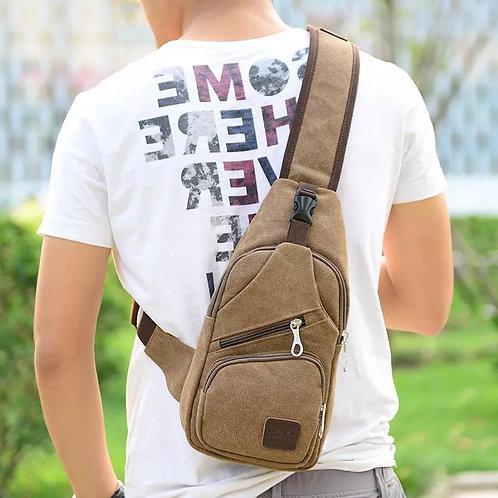 Travel Leisure Portable Crossbody Portable Chest Bag