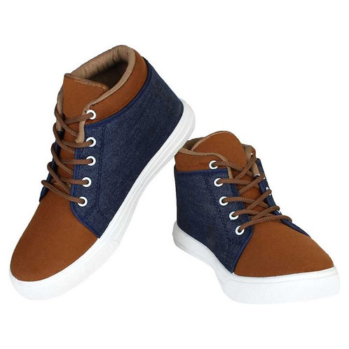 Jootiyapa Canvas shoes for Mens Lives's Blue shoe for man