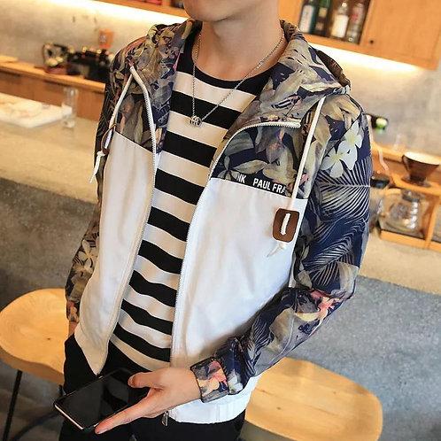 Men'S Slim Collar Jackets