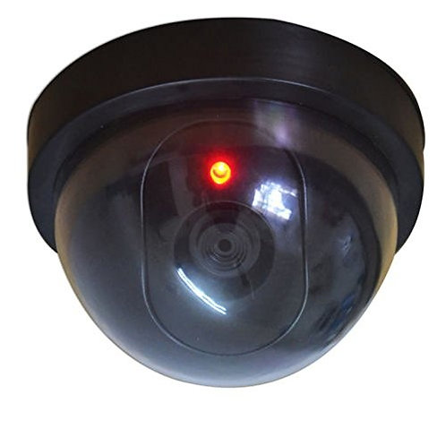 ROLGO1 Indoor Outdoor Fake Dummy Security Camera Simulated CCTV Dome Cameras