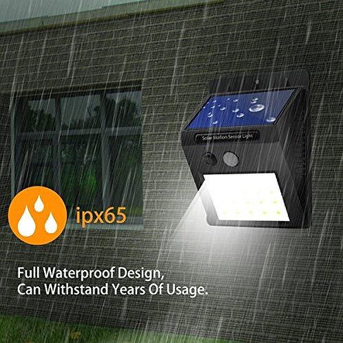Otc Weather Resistant 20 LED Motion Sensor Solar Light - Constant Brightness Mod