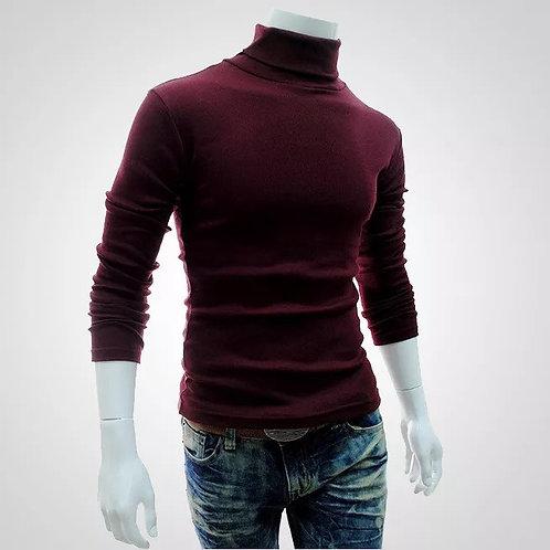 Men's Turtleneck Pullover