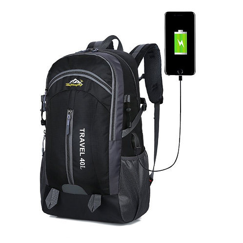 Shoulder Bag Male Waterproof Sports Backpack Outdoor