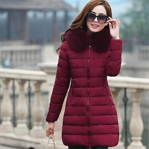 Stylish Slim Fit Thermal Coat
