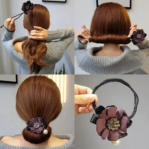 Meatball Heads Flower Hairpins Hair