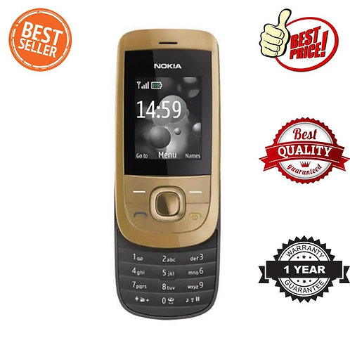 NOKIA 2220 GOLD Mobile Phone