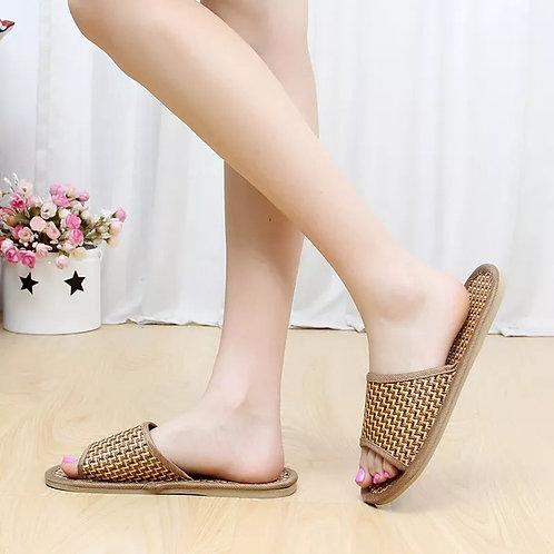 Women's Woven Cool Slippers