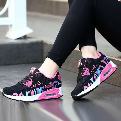 Athletic Breathable Sneakers Sport Casual Running Shoes