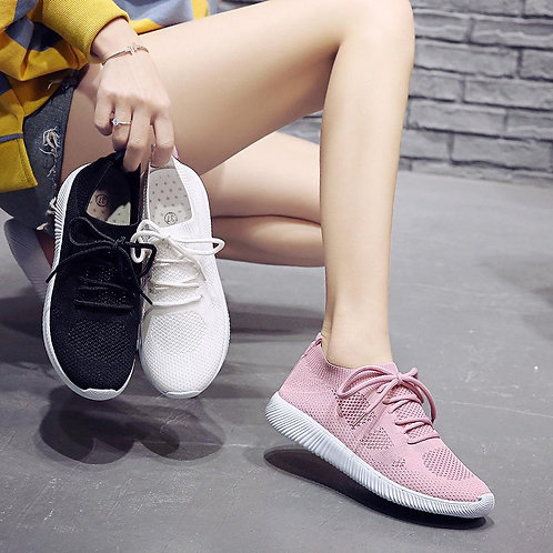 Women's Casual Shoes Comfortable Fashion Breathable Sports Shoes