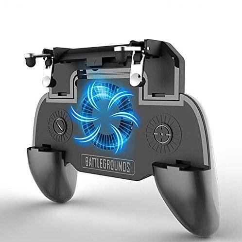 Pubg Trigger Controller Mobile Gamepad - 4 Fingers Pubg Game Assistant