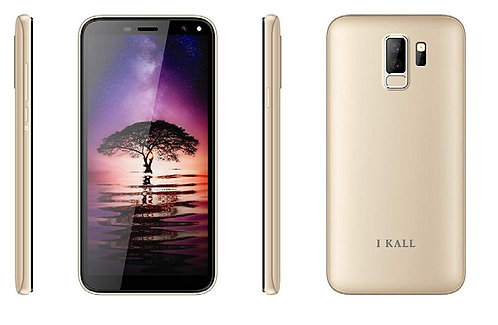 I Kall K7 5.5-inch Infinity Screen Dual Sim 4g Android Phone