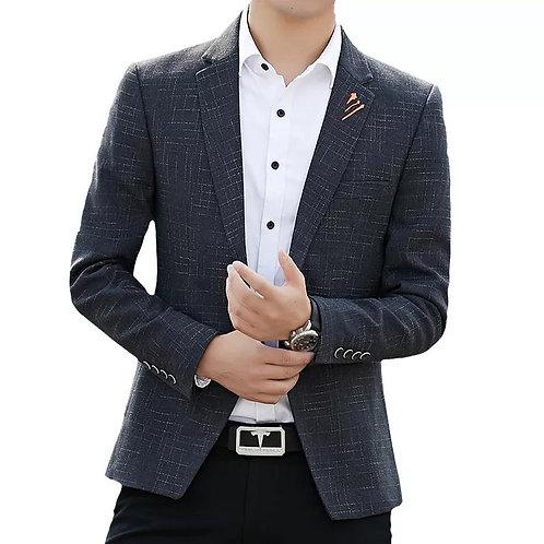 Quality Men Suit Leisure Version Slim Coat