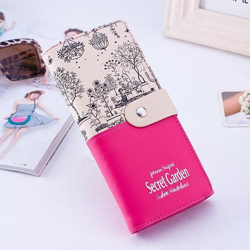 Factory Direct Pu Wallet Fashion Wallets Long Designer Purse