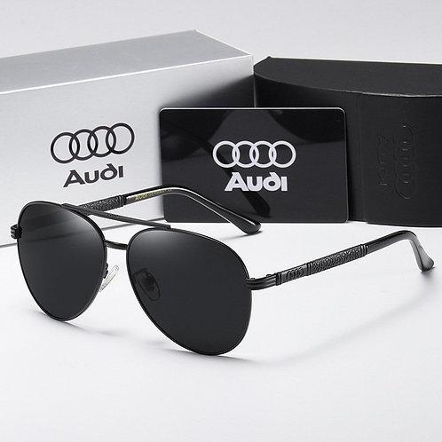 High Quality Sunglasses Polarized Classic Audi Brand Sun Glasses Men
