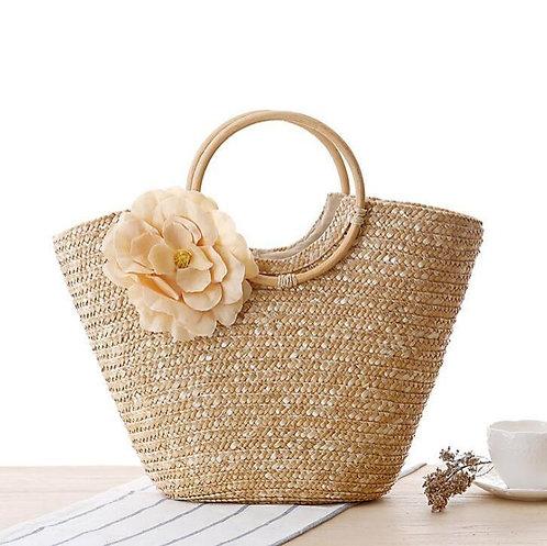 Newly Beach Bohemian Straw Bag