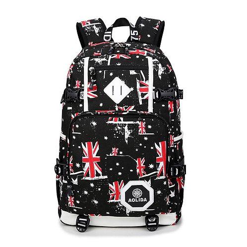 Men's Backpack Large Capacity Computer Bags Waterproof Travel