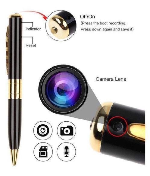 RetailWorld HD Spy Pen Camera video/ Audio Hidden Recording