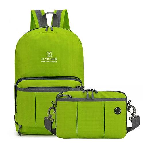 Explosive Folding Backpack Shoulder Skin Pack Single Sport Bag Waterproof
