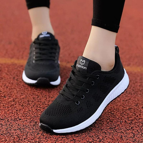 Women's Light Sports Shoes Casual Running Shoes