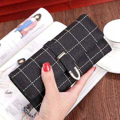 Women Fashion Large Capacity Wallet Clutch