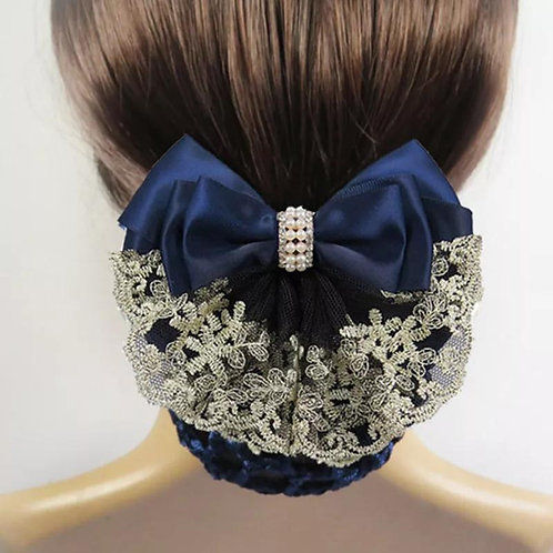 Jewelry Version Bow String Bag Head Flower Accessories Girls Hair Tie