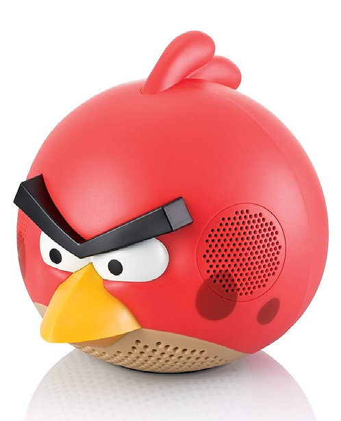 ANGRY BIRDS High Quality Finish Portable Speaker for Smartphone and Tablet