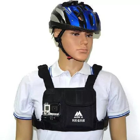 Gopro Chest Strap Multifunctional Pocket Accessories Gp257