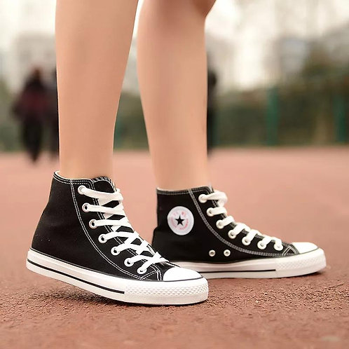 Women Shoes Fashion Casual Canvas Shoes