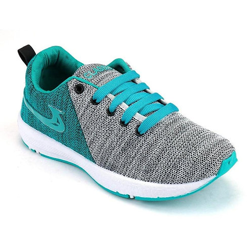 Clymb Classic Green Sports Running Shoes For Mens In Various Sizes