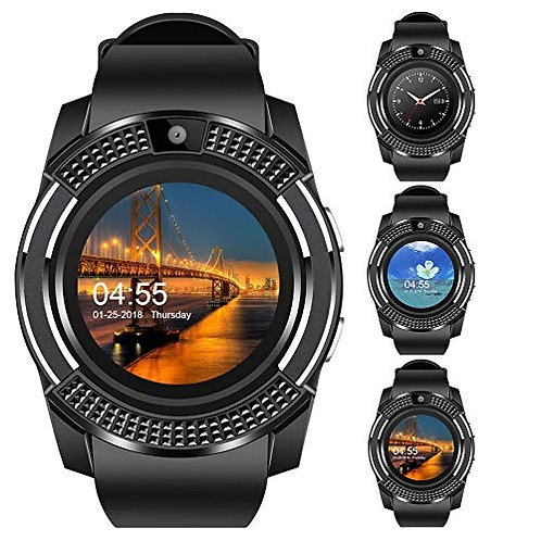 smart watch Mobile Smartwatch Inbuild Camera Suppoting 3G/4G SIM for all smart P