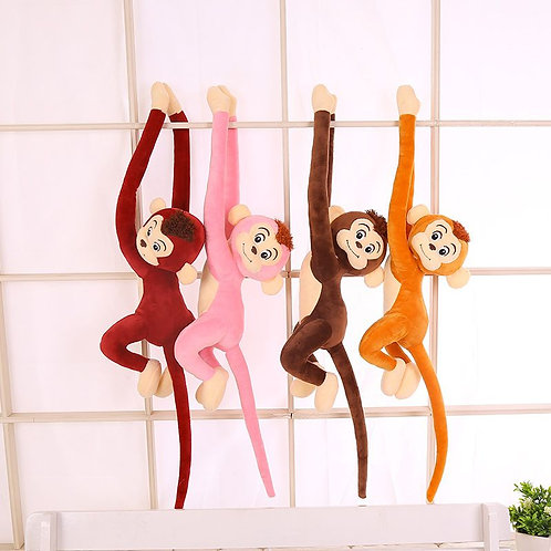 Creative Long Arm Monkey Hanging Doll Plush Toy Grabbing Machine Baby Company