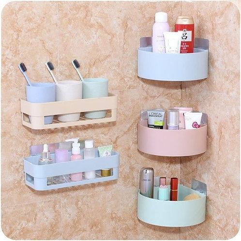 Kitchen Bathroom Shelf Storage Box