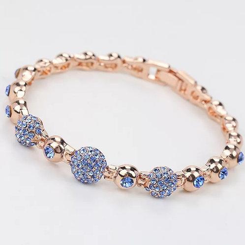 Crystal Bracelet Jewelry The Wind