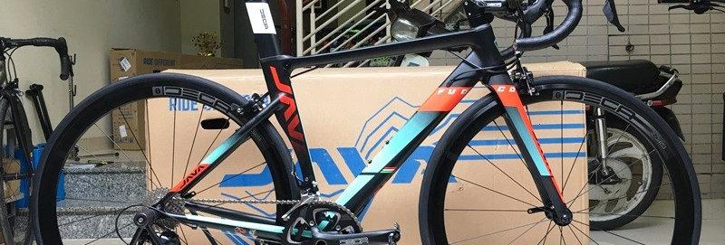 Xe đạp đua JAVA FUOCO 105 - Hàng chính hãng nhập khẩu nguyên chiếc