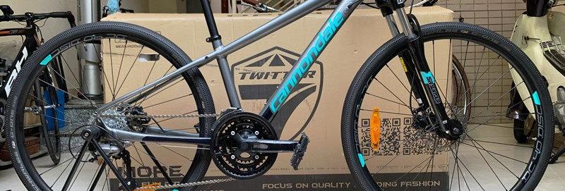 Xe đạp thể thao MTB Cannondale Althea 3 : Shimano 24 tốc độ. Hàng nhập khẩu NC