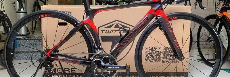 Xe đạp đua TWITTER CYCLONE (Shimano 105) - Hàng nhập khẩu nguyên chiếc